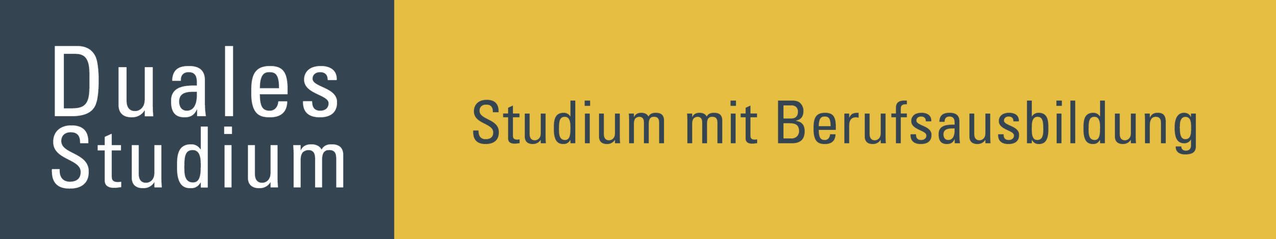 Dual studieren Logo
